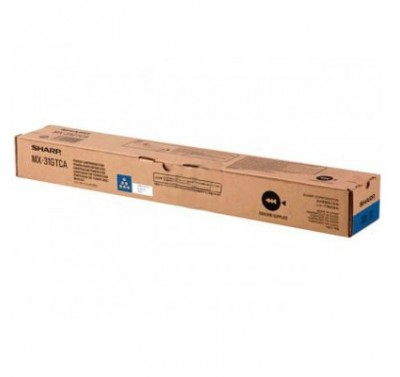 Toner originale ciano sharp MX2600n MX3100n