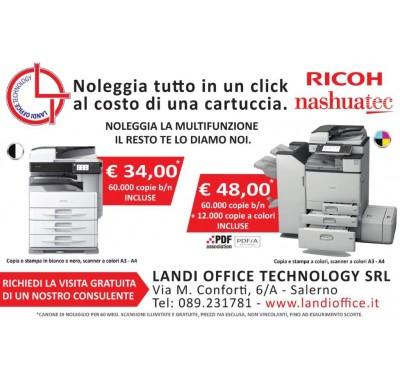 Noleggio MPC2011 sp 60