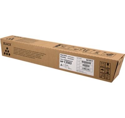Toner nero originale Ricoh  K Aficio  MPC3003 MPC3503 MPC3004 MPC3504