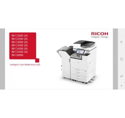 IM C5500 RICOH IMC5500
