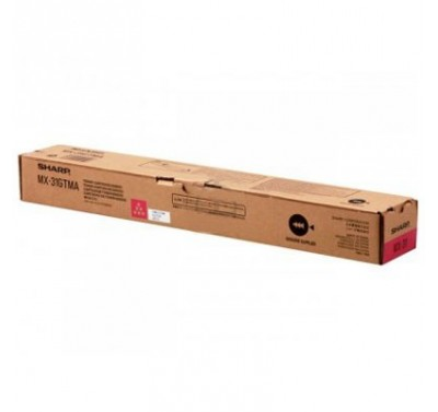 Toner originale magenta sharp MX2600n MX3100n