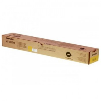 Toner originale giallo sharp MX2600n MX3100n