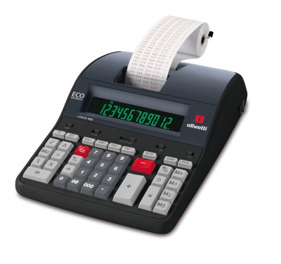Calcolatrice Olivetti Logos 914T